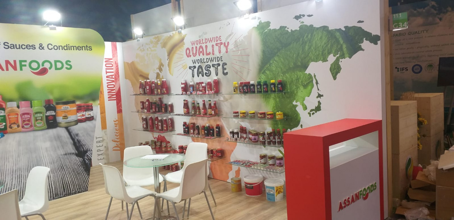 @2019 Anuga - Cologne, Germany