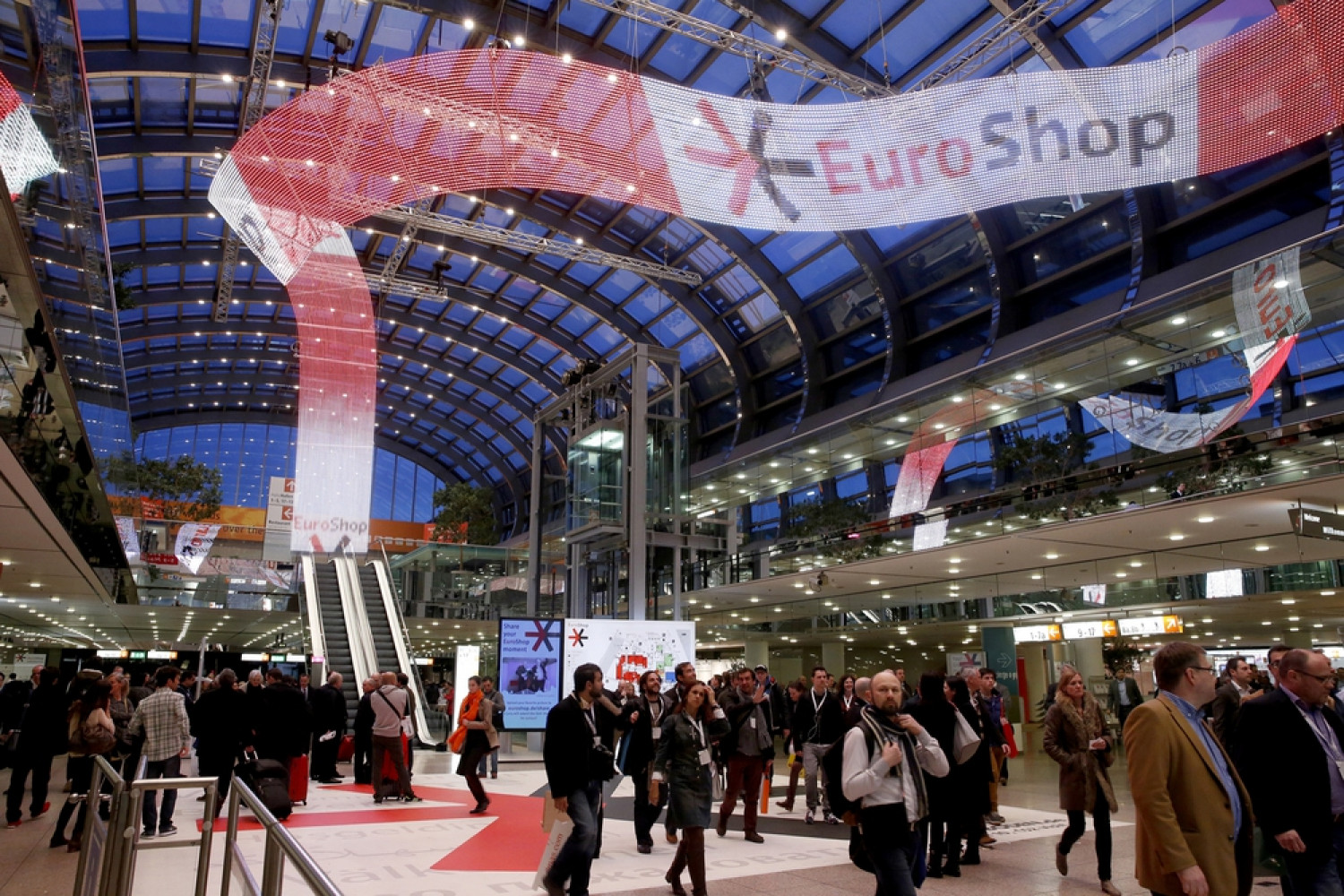 @2020 Euroshop - Dusseldorf, Germany