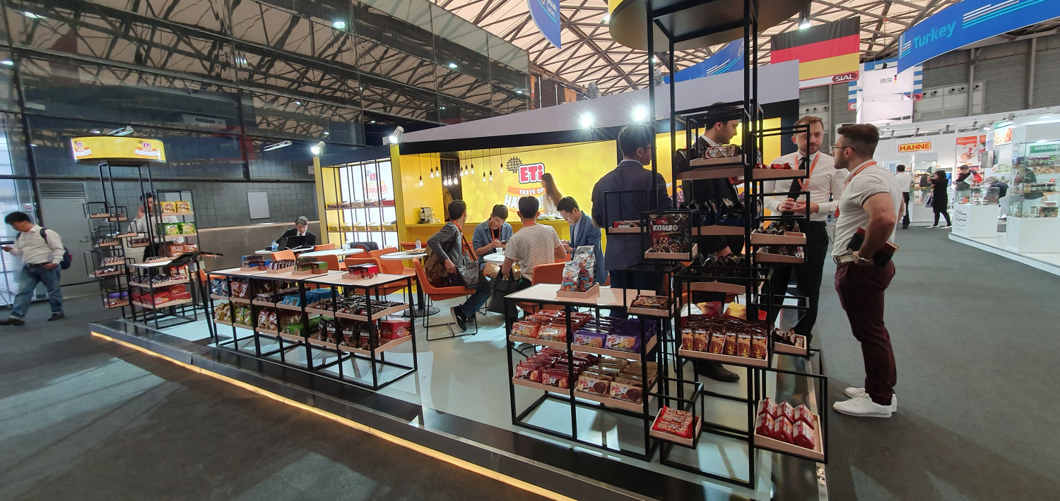 @2019 China Sial - Shanghai, China