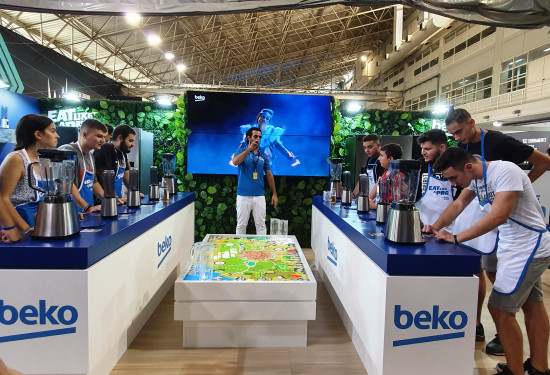 BEKO - LEAGUE OF LEGENDS SUMMER FINAL, ATHENS